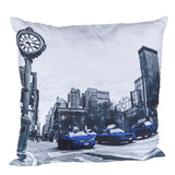 Almofada Fifth Avenue New York Current 45x45cm 20421ef8f9