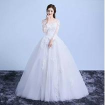 Vestido De Noiva Manga Amor