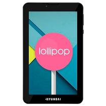 Tablet Hyundai Maestro Tab Hdt-7435 G4 2 Chip 8gb 3g 4g Gps*