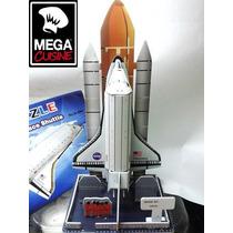 Rompecabezas 3d Puzzle Discovery Transbordador Espacial 40cm