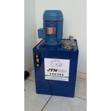 Conjunto Unidade Hidráulica Motor Trif. 3cv