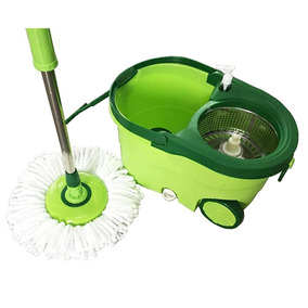 Cubeta Exprimidora Con Mop Magic Bucket