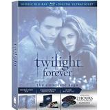Twilight Forever - Crepusculo - Saga Completa En Blu-ray