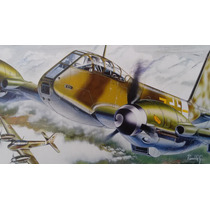 1/72 Modelismo A Escala Avion Italeri Me-410 Hornisse (a)
