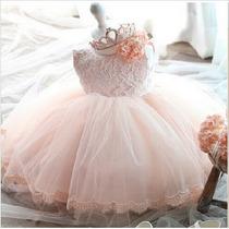 Vestido De Niña De Fiesta - Envio Gratis