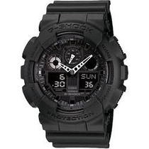 Relógio Ga100 Ga-100 G-shock Analógico Digital 100% Original