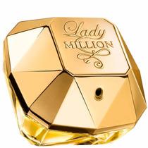 Perfume Lady Milion 80ml Edt Paco Rabanne - Original Lacrado
