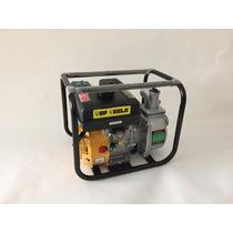 Bomba De Agua Gasolina 2 Pulgadas Motor 6.5hp Nueva 2017