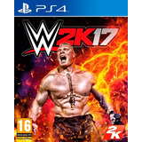 Wwe 2k17 Ps4 Digital Gcp