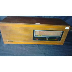 Radio Antigo Frahm Diplomata, Madeira Frete Grátis