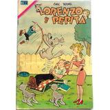 Suplemento Lorenzo Y Pepita N° 356 15 De Octubre De 1971
