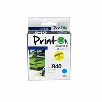 Cartucho Hp 940 Compatible Printon Colores