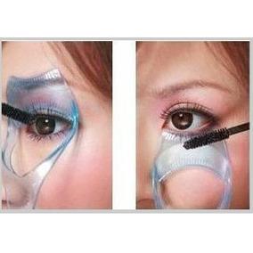 Suporte Protetor 3 Em 1 Aplicação Máscara De Cilios Makeup