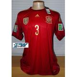 Pronta Entrega: Camisa Da Espanha Copa Do Mundo 2014