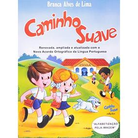 Caminho Suave Cartilha Livro Branca Alves De Lima