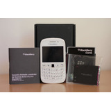Celular Blackberry Curve 9320 Blanco Impecable Poco Uso
