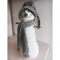 Muñeco De Nieve, Hombre De Nieve , Snow Man, Navidad Peluche