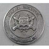 Placa Brigada Parinacota Ejercito De Chile