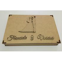 30 Caixas Convite Lembrança Casamento Padrinhos - 5cm Altura