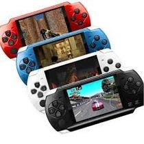 Consola Mp5 Mp4 Mp3 Video Juego Portatil 4gb Camara