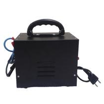 Carregador De Bateria, 150 Amp, Chupa Cabra, Lento E Rápido.
