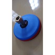 Disco Velcro Para Boina 5 Pol Adaptador Politriz M10