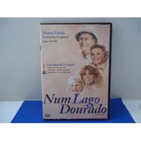Dvd Filme Num Lago Dourado Drama Comédia Jane Fonda