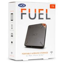 Disco Lacie Fuel Wifi Portatil 1tb Y 2tb Para Ipad Y Iphone