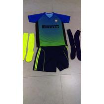 Uniformes De Futbol (playera Short Calceta Numero Y Nombre)