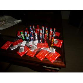 Coleção Completa De Minigarrafinhas Coca-cola Copa 2014