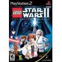 Lego Star Wars Ii The Original Trilo Ps2 Patch + 2 De Brinde
