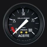 Kit 4 Relojes Orlan Rober Aceite Agua Amp Nafta Classic 52mm