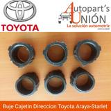 Buje De Cajetin De Direccion Toyota Araya Starlet