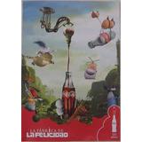 Afiche Conmemorativo2 125 Años Coca Cola Colombia
