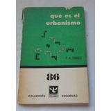Qué Es El Urbanismo De P. H . Randle