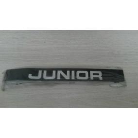 Plaqueta Adesivo Junior Chevette