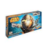 Juguetes Star Wars Estrella De La Muerte Batalla Explosiva
