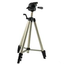 Tripé Para Camera Digital Filmadora Dslr Nikon Canon 1.20mts