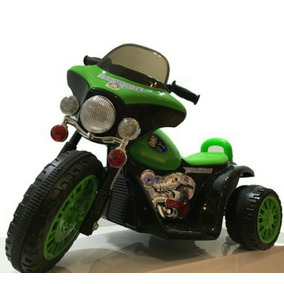 Juguete Motocicleta Electrica Para Niños Bateria