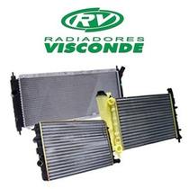 Radiador Visconde Uno Fiorino Prêmio 1.0 1.3 1.5 85/93 2202