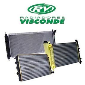 Radiador Visconde Orig Vw Gol Passat Voyage 1.6 1.8 /86 2250