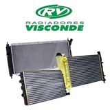 Radiador Visconde Original Gm Corsa 1.0 1.4 1.6 94/02 2216