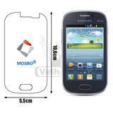 Película Samsung Galaxy Fame Duos S6812 Transparente Mosbo