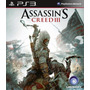 Assassins Creed 3 Ps3 Playstation 3
