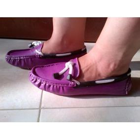 Bellos Zapatos Dama Mocasines Casual Chelo Talla 38