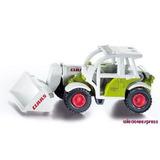 Miniatura Alema Siku 1074 Trator Claas Targo 1:64 Construçao