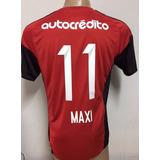 Camiseta Newell´s Old Boys Titular 2016-17 Maxi Rodriguez 11