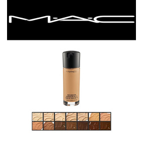 Base Liquida Mac Spf15 Nc 15,20,30,35,40,nw20 Pronta Entrega