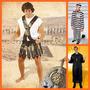 Disfraces Adultos Exelentes Gladiador Despedidas Fiestas