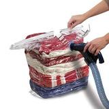 Saco À Vácuo Protetor Organizador - Roupa Cobertor 70 X 100